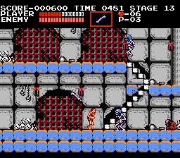 Castlevania - Level  - HE AINT GOT NO SKIN - User Screenshot